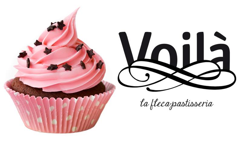 Naming y logotipo para panadería – pastelería (Barcelona)